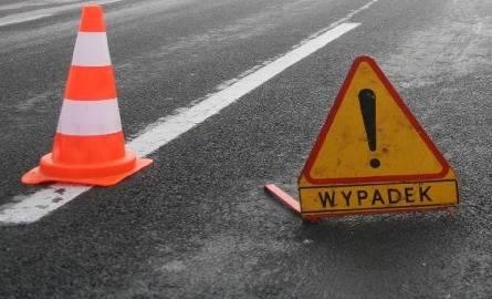Śmiertelny wypadek na obwodnicy Nowogardu. Droga zablokowana