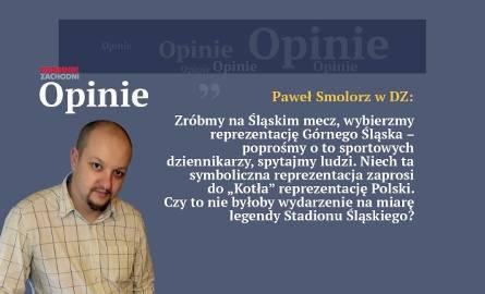 Paweł Smolorz: Nowe życie drewnianej nogi