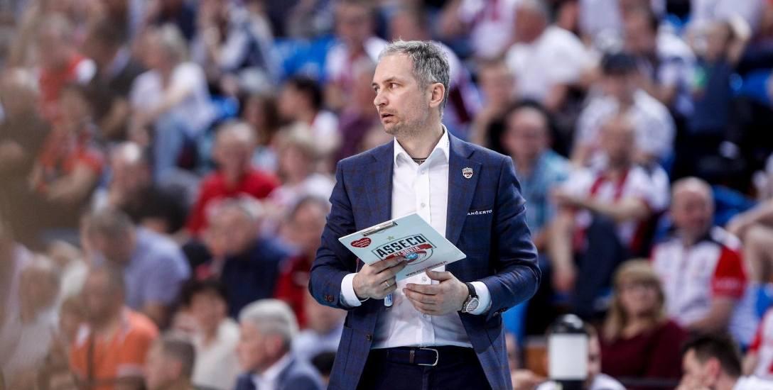 Andrzej Kowal, trener siatkarzy Asseco Resovii: Rywalizacja o miejsce na boisku będzie kluczem do dobrego wyniku