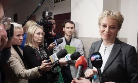 Proces Hanny Zdanowskiej. Prezydent Łodzi przed sądem
