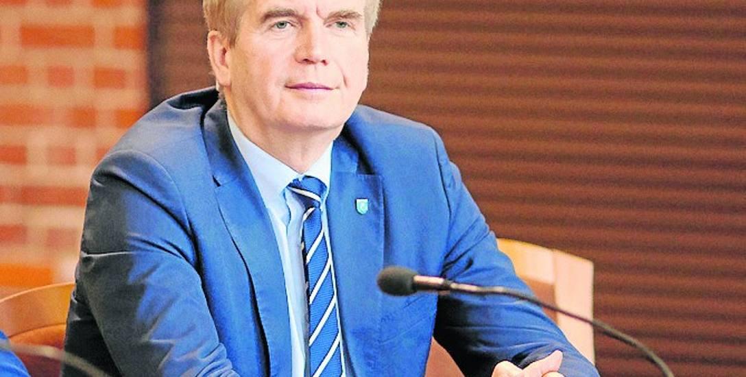 Komisja budżetowa zaopiniowała wynagrodzenie burmistrza Ustki