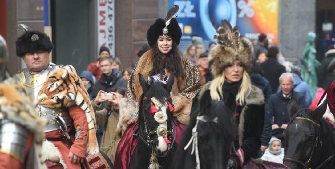 Obchody Święta Niepodległości w Toruniu miały też takie oblicze