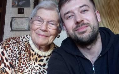 Przemysław Staroń: - Moja 95-letnia przyjaciółka Elżbieta funkcjonuje, w zasadzie, jak człowiek dużo, dużo młodszy. Czasem mam wrażenie, że jesteśmy
