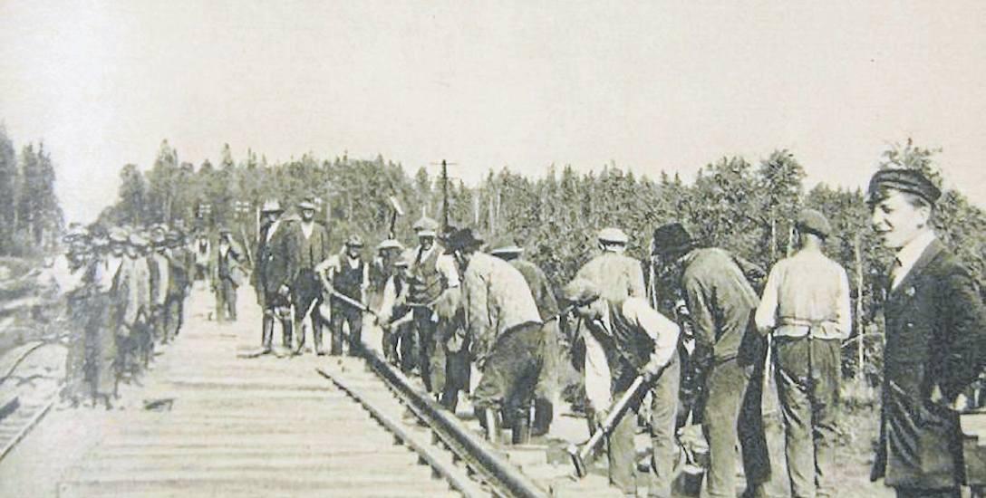 Magistrala Węglowa miała 552 km, z czego 458 km to była nowa linia