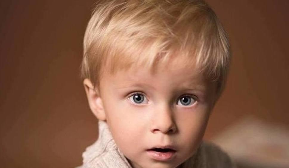 Film do artykułu: Trzyletni Dawidek Drapacz z Opola leci do USA, by walczyć o życie. Chłopiec ma skomplikowaną wadą serca i płuc. W Stanach przejdzie operację