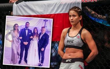 Zawodniczka MMA, Karolina Kowalkiewicz wyszła za mąż za swojego trenera - pochodzącego z Bydgoszczy - Łukasza Zaborowskiego. Wesele odbyło się w bydgoskim