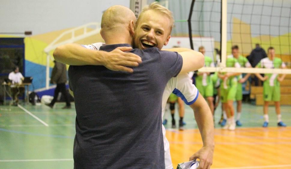 Film do artykułu: 1 liga siatkarzy. Buskowianka Kielce wygrała po dramatycznym meczu 3:2 z MCKiS w Jaworznie