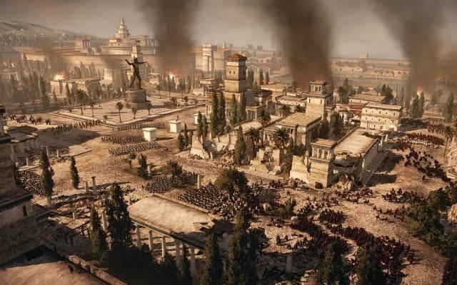 Total War: Rome II. Nie od razu Rzym splądrowano