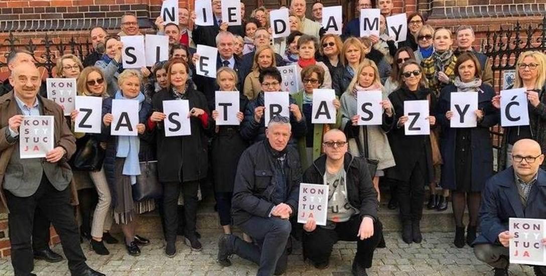 Toruńscy sędziowie solidaryzują się z sędzią Czubieniak