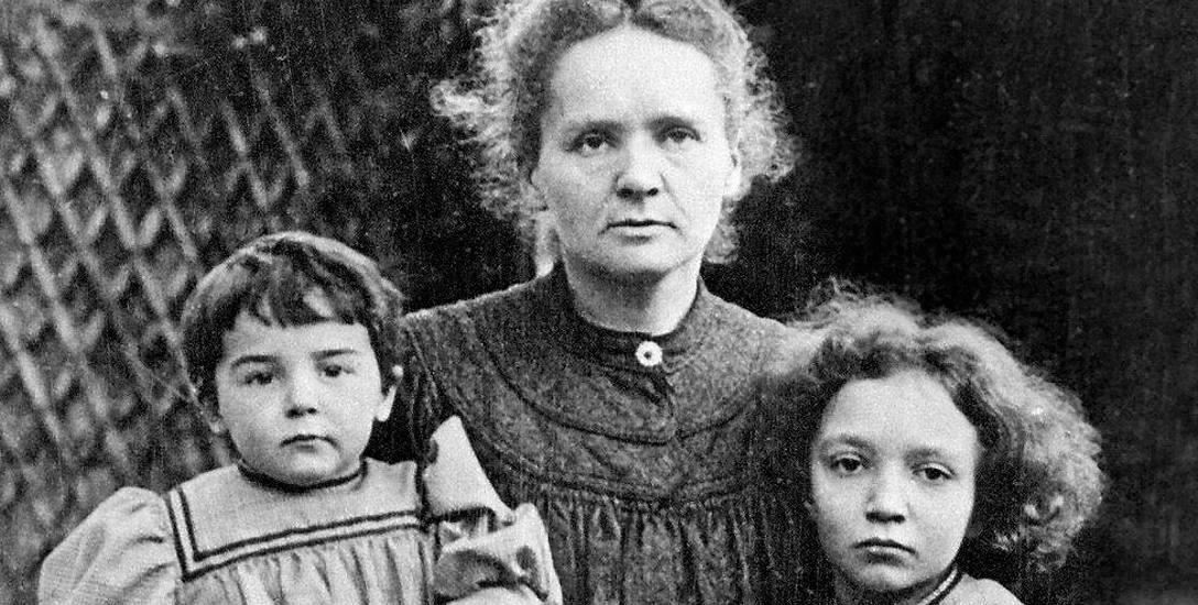 Maria Skłodowska-Curie jest jedyną kobietą, która spoczęła w paryskim Panteonie w dowód uznania zasług na polu naukowym