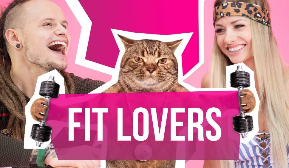 """Film do artykułu: Fit Lovers i urocze kociaki w programie """"Miauczat""""! Pamela i Mateusz mierzą się z hejtem i stają się Majdanami! [WIDEO]"""