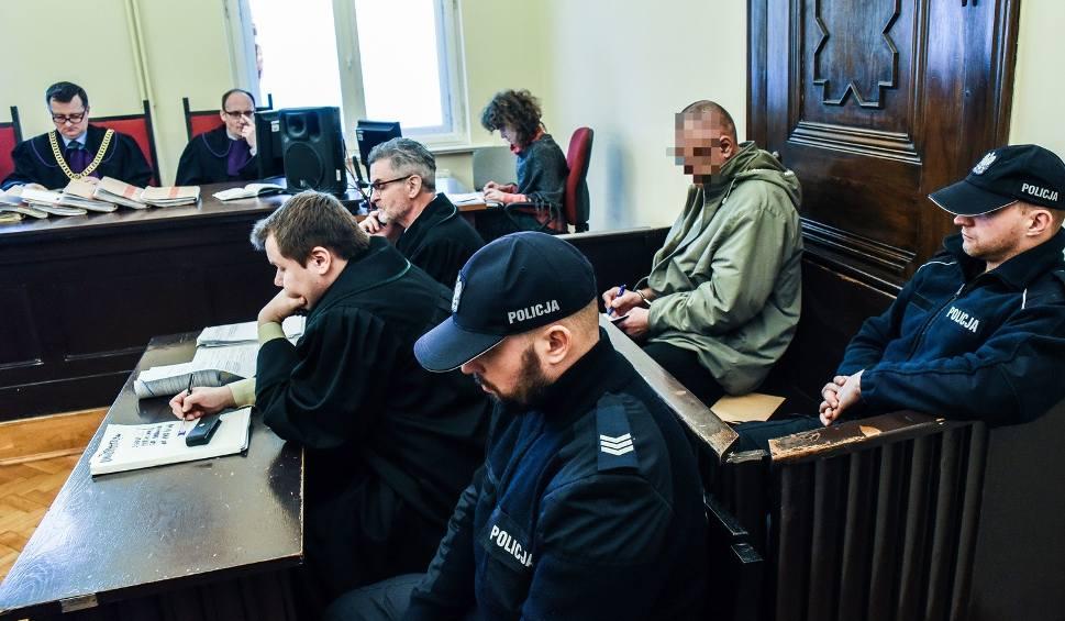 Film do artykułu: Zabójstwo w Bydgoszczy! Trwa proces oskarżonego Piotra