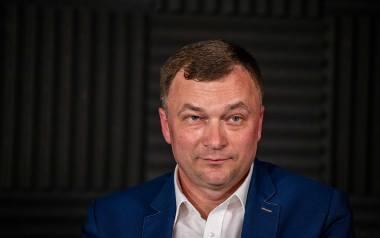 Jarosław Sadowski, wicedyrektor ds. rynku pracy w Wojewódzkim Urzędzie Pracy w Białymstoku.