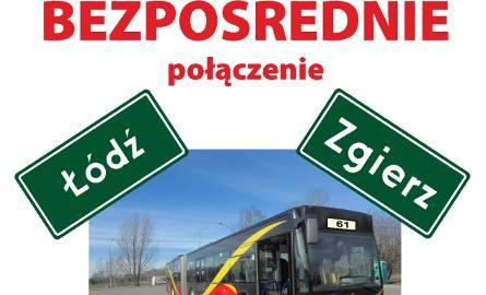 MUK Zgierz: - Będzie bezpośrednia linia ze Zgierza na dworzec Łódź Fabryczna