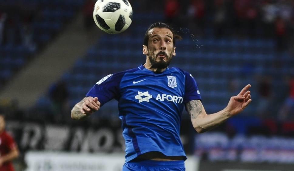 Film do artykułu: Nikola Vujadinović po meczu Lech Poznań - Śląsk Wrocław: Wreszcie zagraliśmy na zero z tyłu