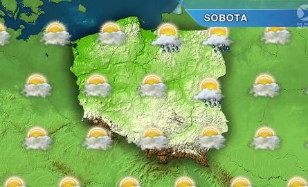 Pogoda w Opolu i na Opolszczyźnie. Sobota będzie gorąca