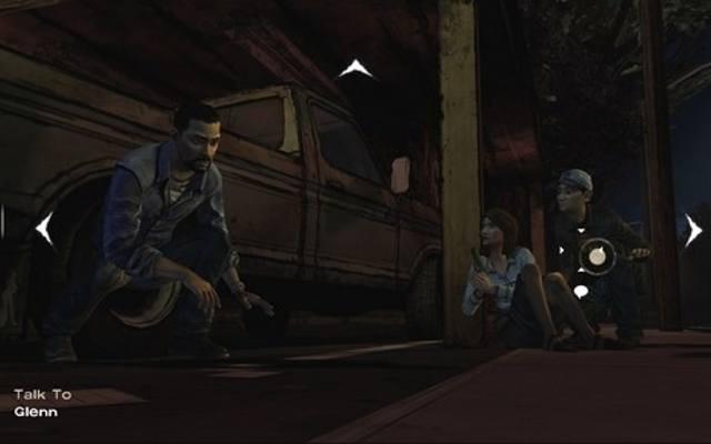 The Walking Dead: Po trupach do celu