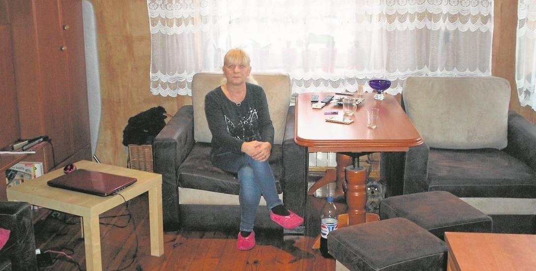 Pani Katarzyna mieszka w prywatnej kamienicy i chce się wyprowadzić do lokalu komunalnego...