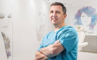 Dr Mariusz Urban.
