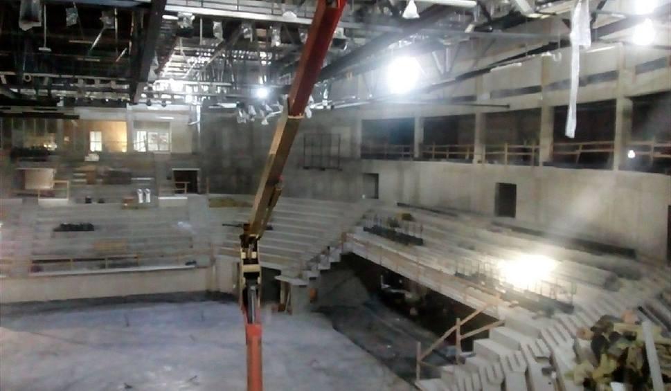 Film do artykułu: Świeże zdjęcia z budowy hali w Radomiu. Zobacz postęp prac! Dadzą radę w terminie, czy też nie?