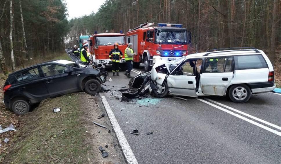 Film do artykułu: Wypadek we Włoszczowicach. Pilnie potrzeba krwi dla pani Anity, poszkodowanej w wypadku