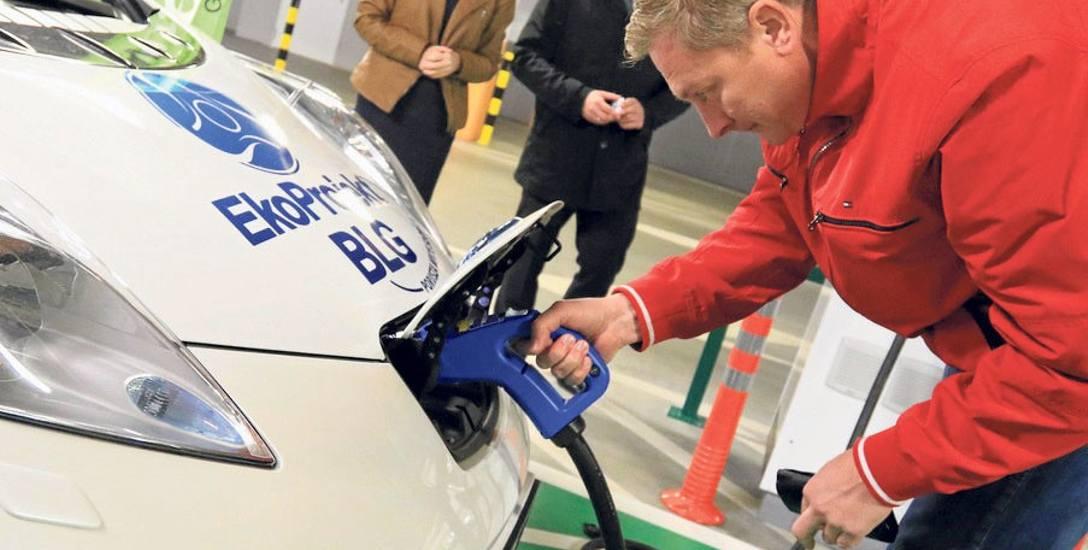 Nadchodzi nowa era - elektryfikacja kierowców