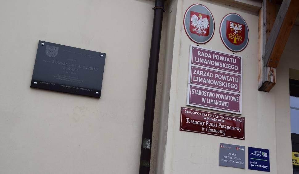 Film do artykułu: Wyniki wyborów samorządowych 2018 w Limanowej. Prawo i Sprawiedliwość wygrywa wybory do powiatu