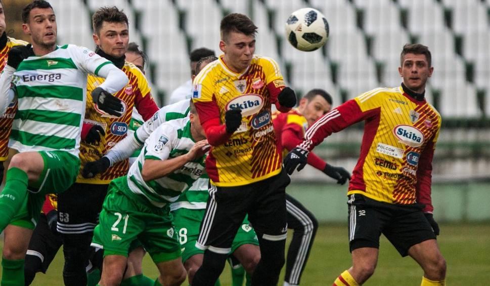 Film do artykułu: Mecz Chojniczanki z GKS-em Katowice odwołany. Plany znowu krzyżuje pogoda