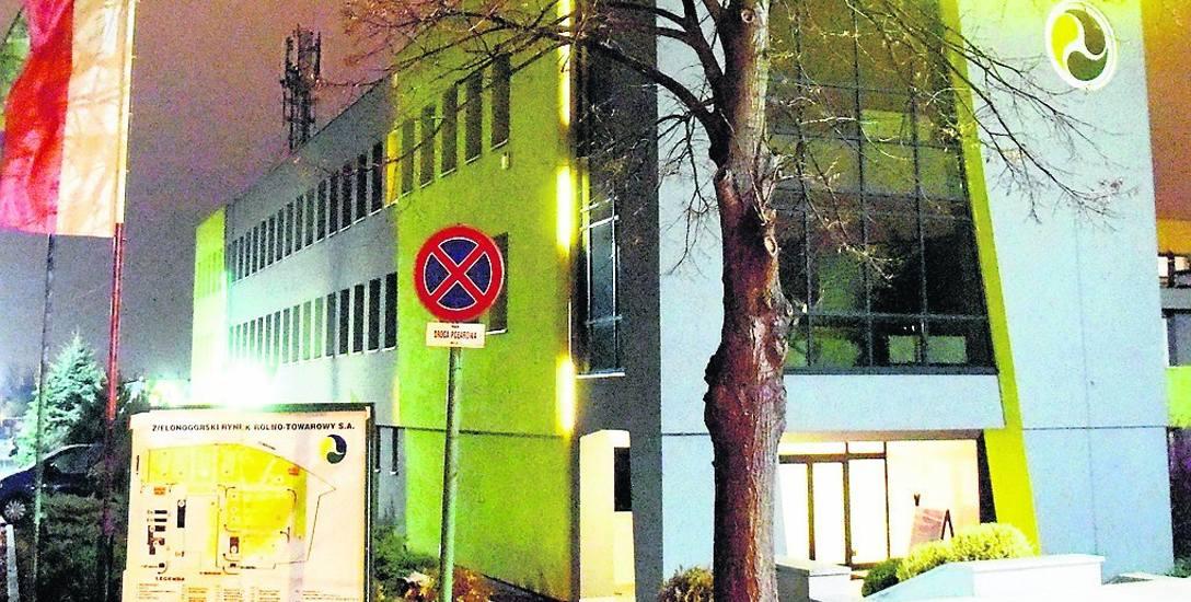 Zielonogórski Rynek Rolno-Towarowy to największe centrum handlu hurtowego w Lubuskiem. Swoje wyroby sprzedają tam firmy z branż: spożywczej, nabiałowej,