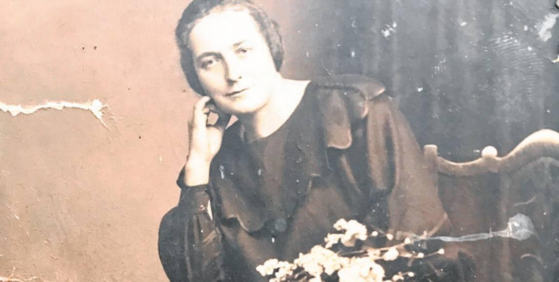 Amalia Kielińska, przeżyła  Stutthof, bo pracowała w kuchni przy obieraniu ziemniaków
