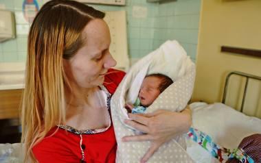 Pani Katarzyna z Bełchatowa przyznaje dziś, że dostała najlepszy prezent z okazji Dnia Mamy