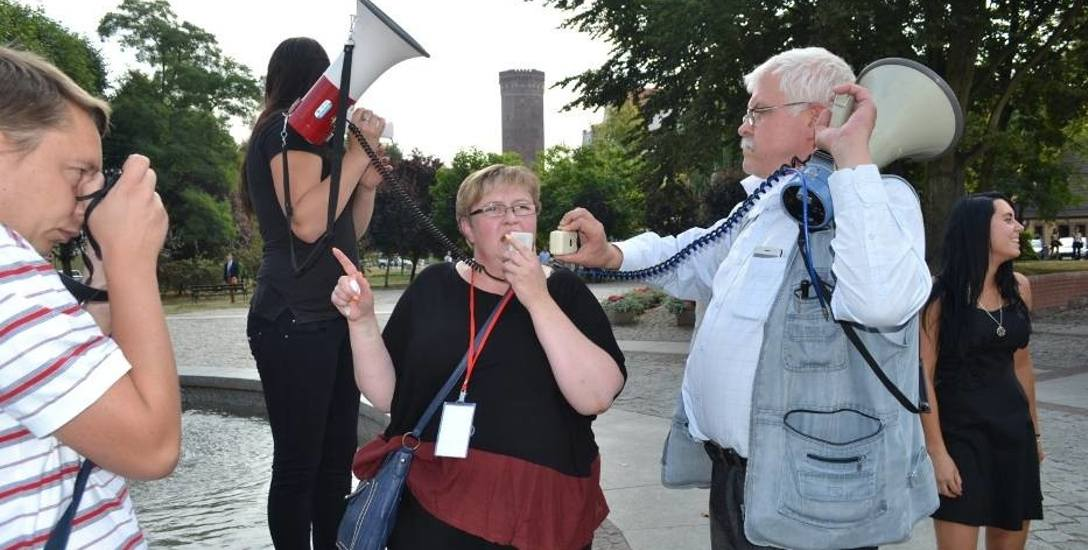 Dwa lata temu protestowali uczniowie i nauczyciele ZST. W spór zaangażowana była m.in. Aurelia Taizari