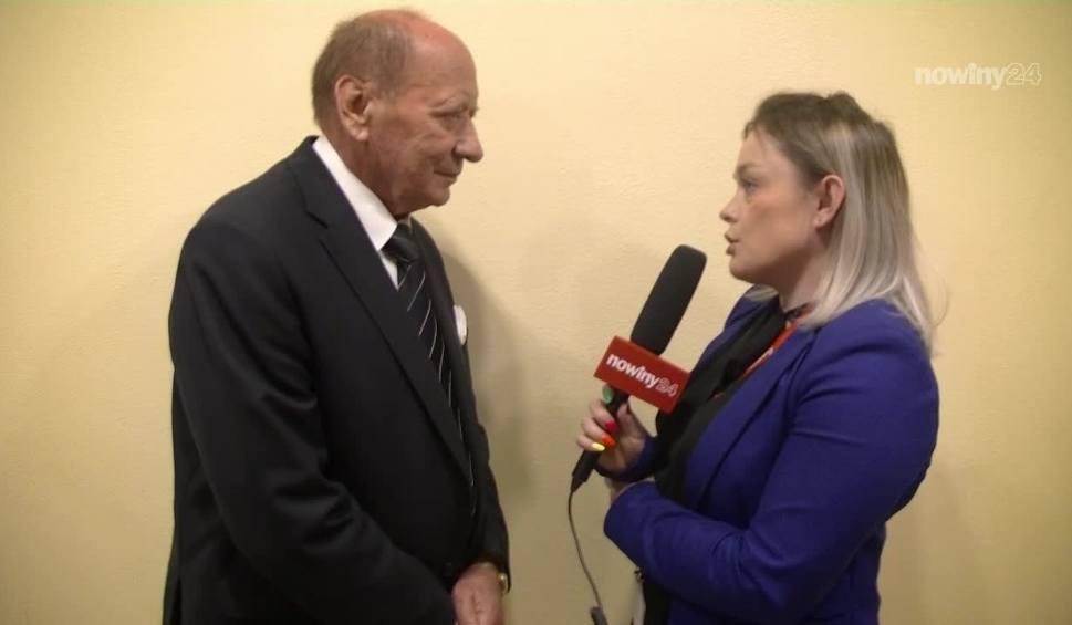 Film do artykułu: Tadeusz Ferenc prezydent Rzeszowa komentuje sondażowe wyniki wyborów do Parlamentu Europejskiego