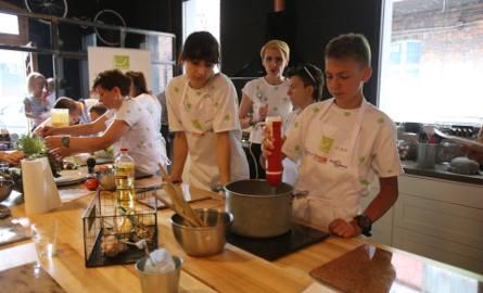 Warsztaty kulinarne w Pracowni Smaku Jolanty Kesler