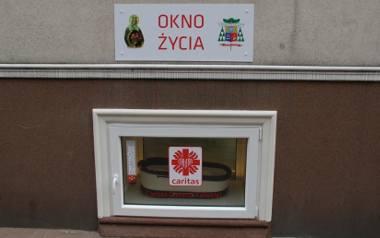 Ostrów Wielkopolski: Noworodek w oknie życia