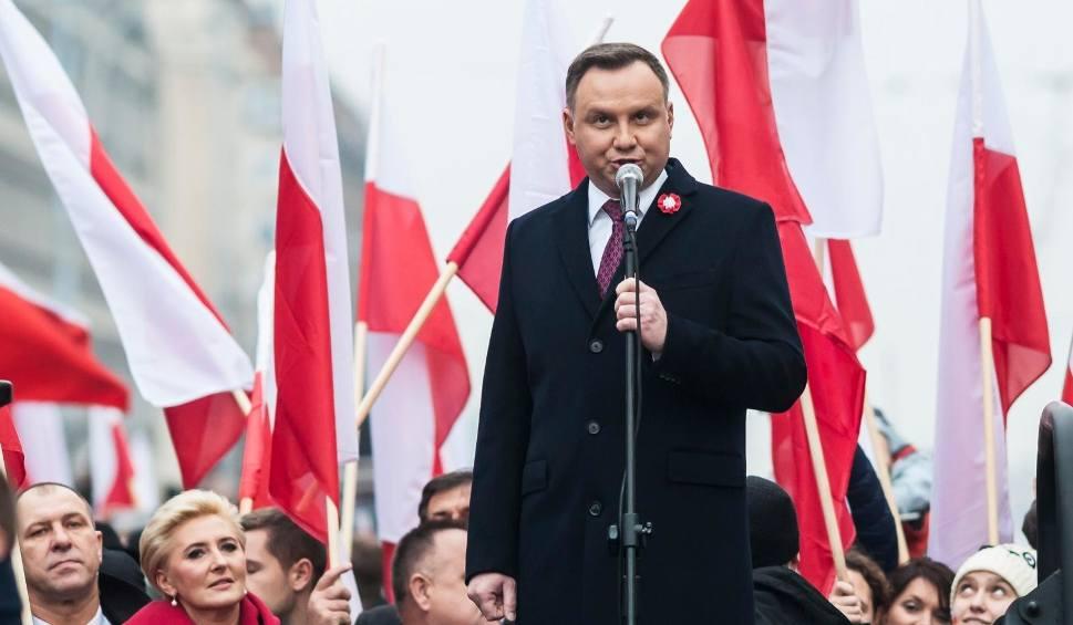 Film do artykułu: Prezydent Andrzej Duda nie odwiedzi Gorzowa Wlkp. Głowa państwa miała wziąć udział w uroczystościach 11 listopada. Wizyta został odwołana