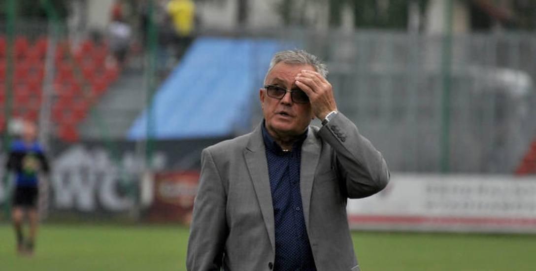 Włodzimierz Gąsior przed derbami Siarka Tarnobrzeg - Stal Stalowa Wola: Publiczne stawianie ultimatum trenerowi nie jest dobrym wyjściem