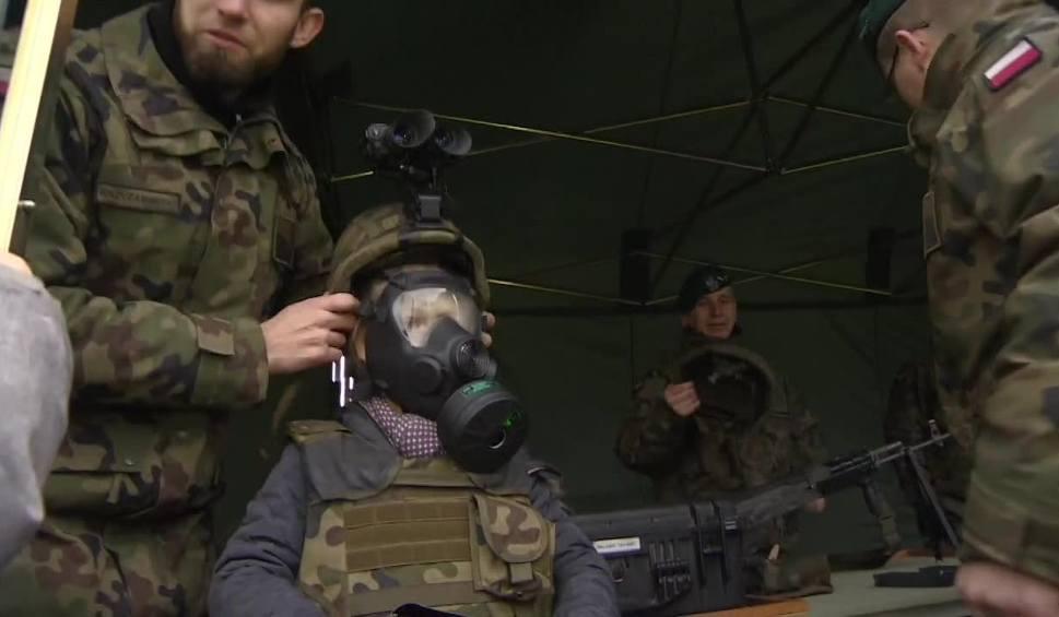 Film do artykułu: Ferie zimowe z amerykańskimi żołnierzami w Redzikowie