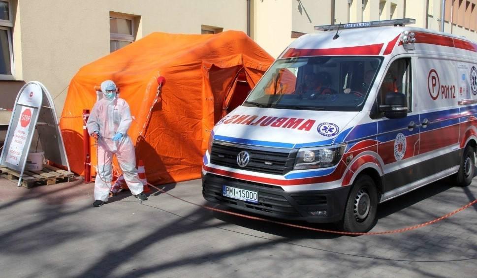Film do artykułu: Koronawirus w Koszalinie i województwie zachodniopomorskim. Ponad 700 nowych przypadków, 8 osób zmarło