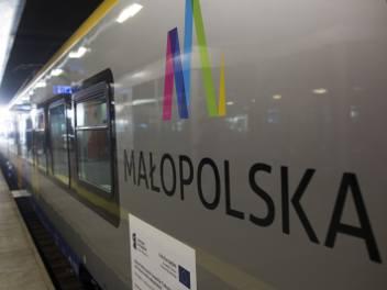 Małopolskie koleje spóźniają się na potęgę. Gorsze tylko Intercity