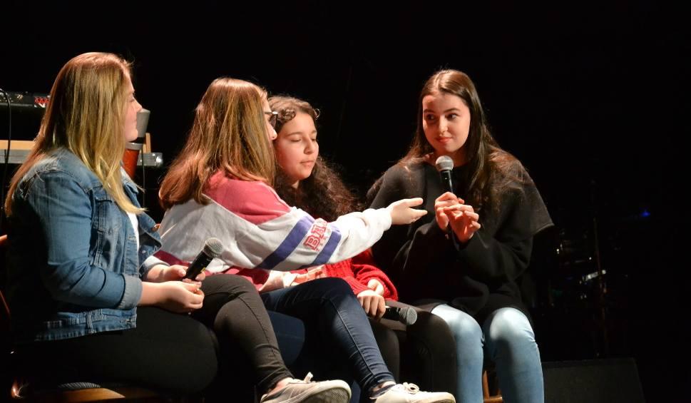 Film do artykułu: Młodzież z Żor mówi nie dopalaczom - uczniowie wystąpili w spektaklach przeciw używkom ZDJĘCIA