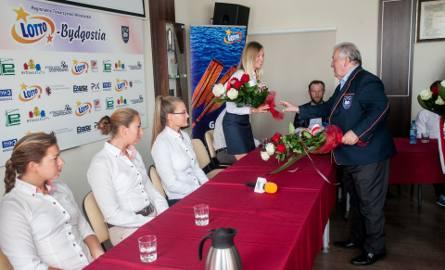 W siedzibie LOTTO Bydgoski odbyło się spotkanie i konferencja prasowa z uczestnikami mistrzostw Europy w Racicach. Wieloletnią tradycją już jest, że