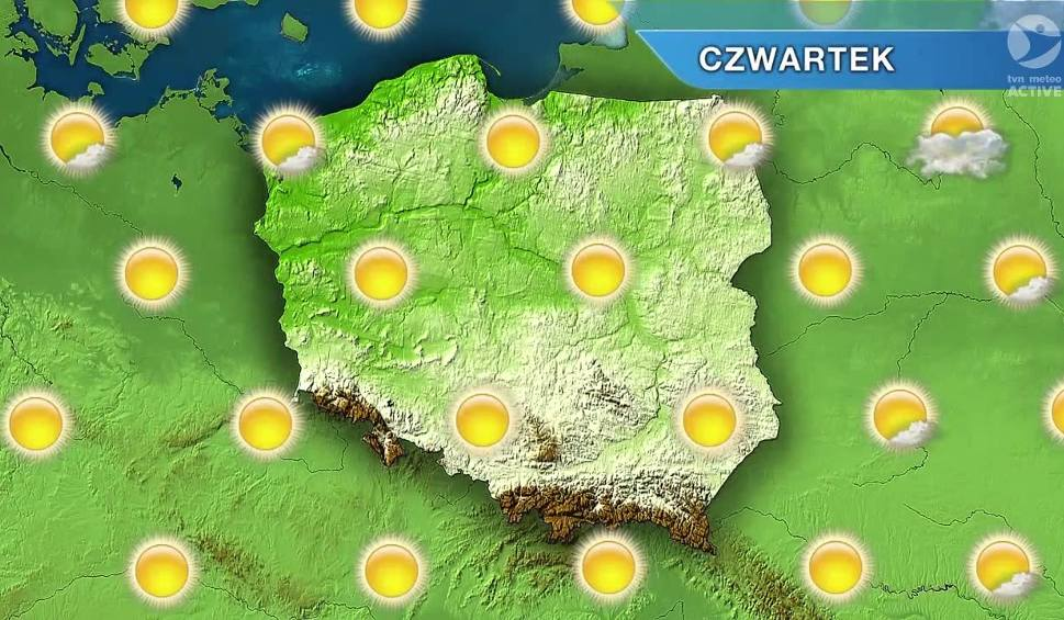 Film do artykułu: Pogoda: Początek roku szkolnego ciepły i słoneczny