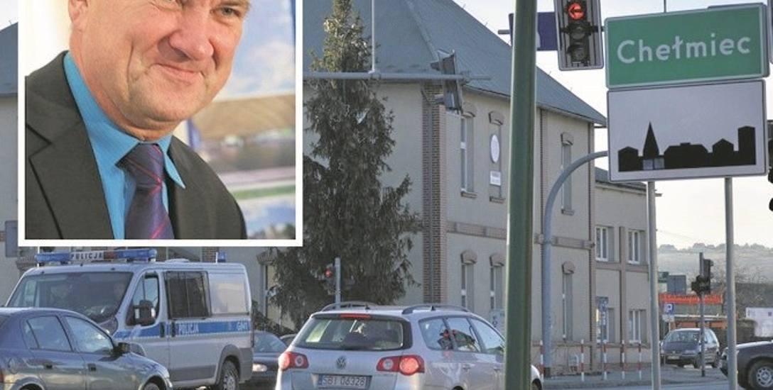 Wójt Chełmca wierzy, że od 1 stycznia 2018 r. będzie burmistrzem