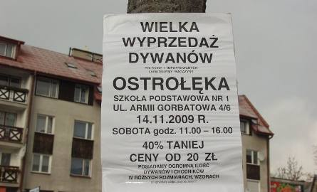 Zdjęcie dnia. Mamy pierwsze efekty zmiany nazw ulic w Ostrołęce