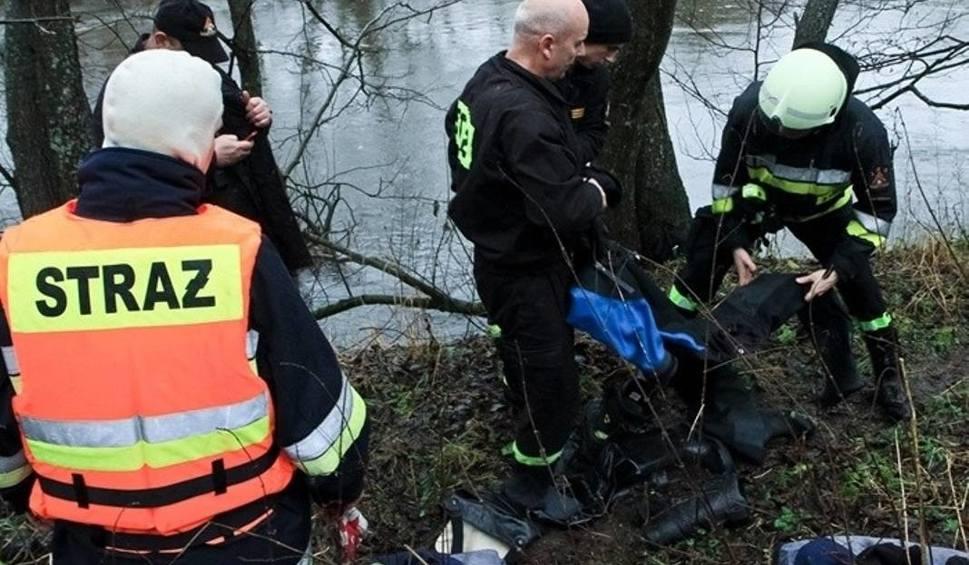 Film do artykułu: Policja: Zwłoki znalezione nad Liśnicą w Białogardzie