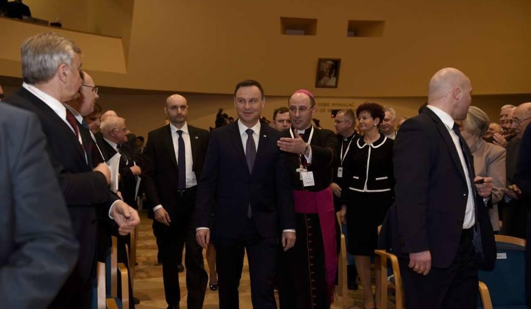 X Zjazd Gnieźnieński: Prezydent Andrzej Duda w Gnieźnie