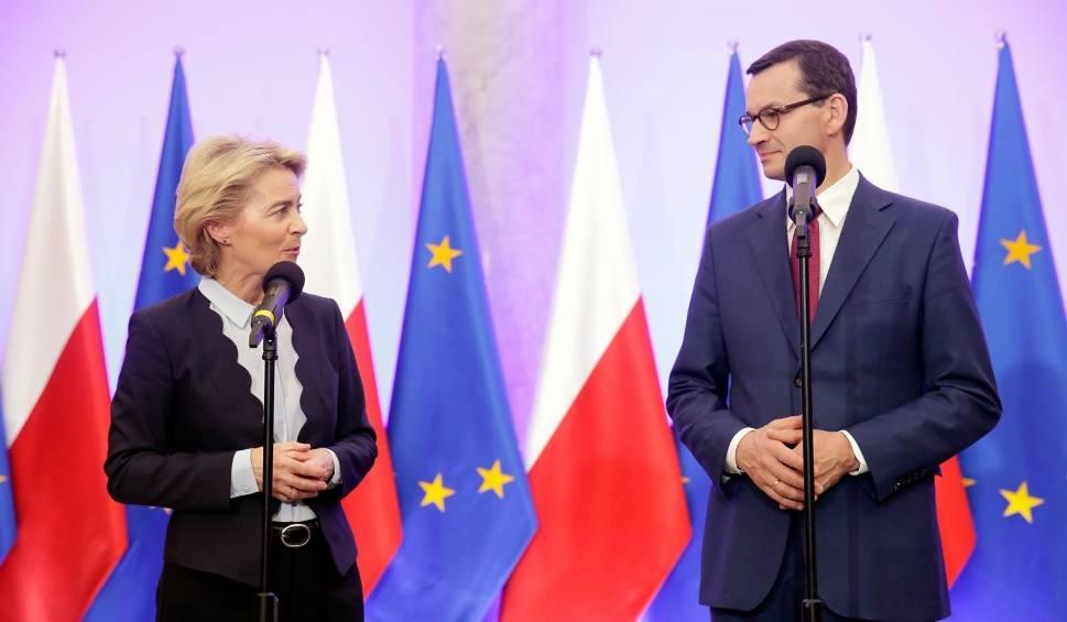 Film do artykułu: Ursula von der Leyen rozważa nowy plan. Fundusz Odbudowy dla wszystkich poza Polską i Węgrami? Weto sprawi, że stracimy miliardy euro?