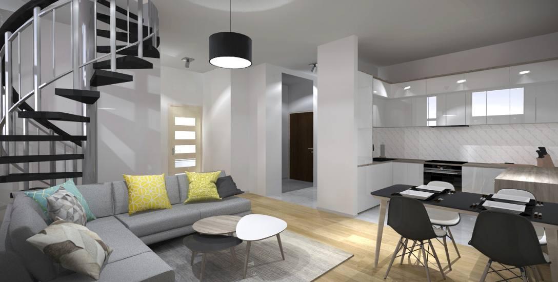 Mieszkania dwupoziomowe to nowy trend na rynku deweloperskim