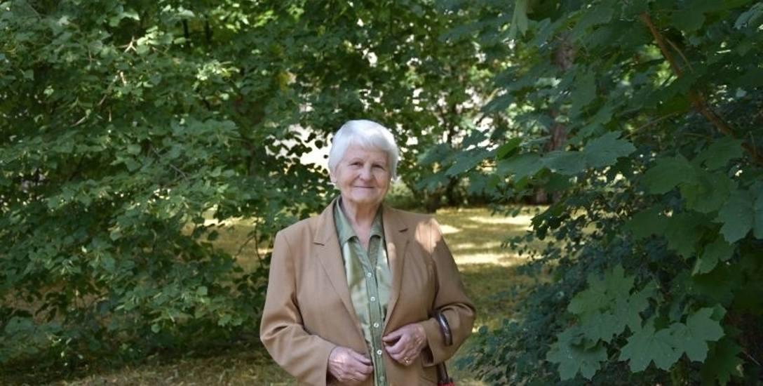 Zofia Czarnecka skończyła w marcu 89 lat.